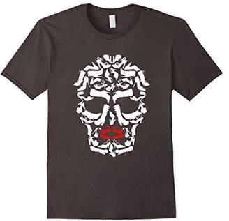 Shoe Addiction Shoes Skull Diva Footwear Fashion T-Shirt