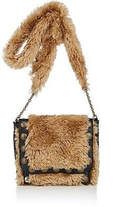 Sonia Rykiel Women's Faux-Fur Shoulder Bag