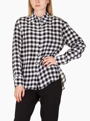 Michael Kors Posh Buffalo Check Shirt