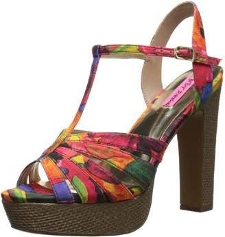 Betsey Johnson Women's Magiic Dress Sandal