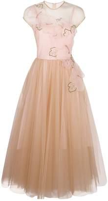 Pinko Tulle Skirt Dress