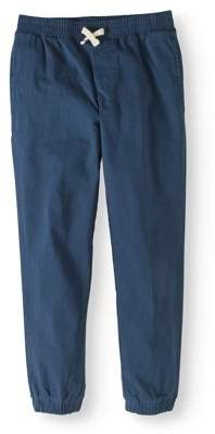 Cherokee Woven Pull On Jogger Pant With Draw String (Little Boys & Big Boys)