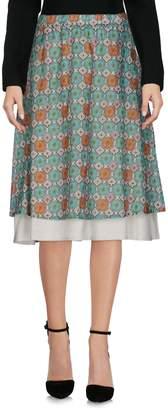 Societe Anonyme Knee length skirts