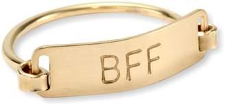 Nashelle Identity 'BFF' Inspiration Ring, Size 8