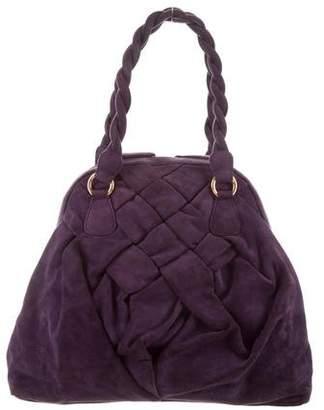 Valentino Suede Couture Bag