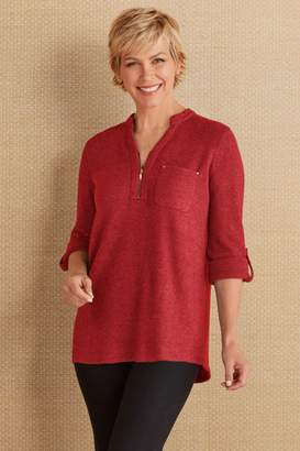 Soft Surroundings Rayleigh Pullover