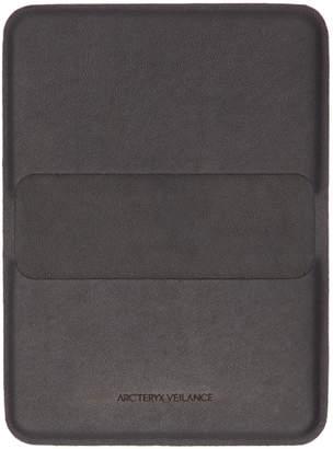 Arcteryx Veilance Black Casing Card Holder