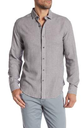 James Campbell Woven Regular Fit Shirt