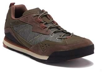 Merrell Burnt Rock Leather Sneaker