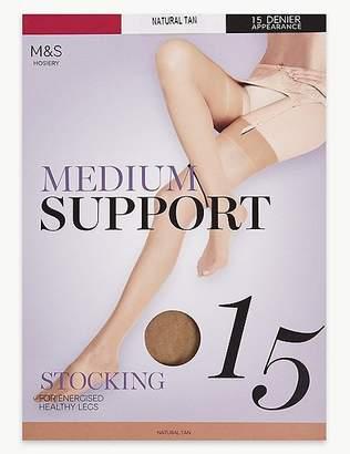 Marks and Spencer 15 Denier Medium Support Stockings