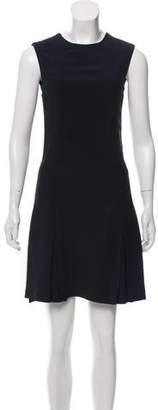 Paule Ka Mini Sleeveless Dress