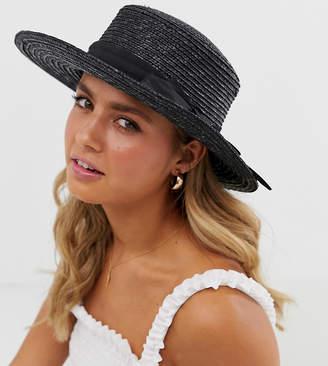 1283ee067cac39 Asos Straw Hat - ShopStyle Australia