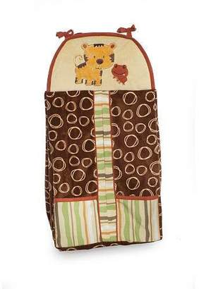 Kids Line Rainforest Collection Tiger Cub Diaper Stacker