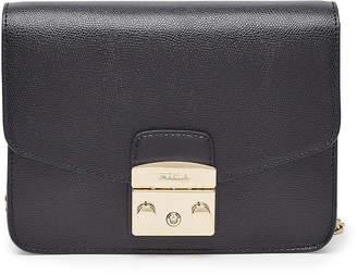Furla Metropolis S Leather Crossbody Bag