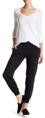 ATM Anthony Thomas Melillo French Terry Slim Sweat Pant $185 thestylecure.com