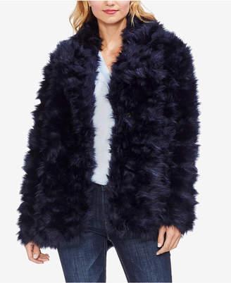 Vince Camuto Shaggy Fur Coat
