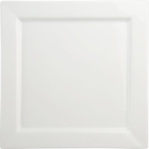 White square platter $8.95