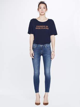 Mother High Waisted Looker Crop - Pardon My French