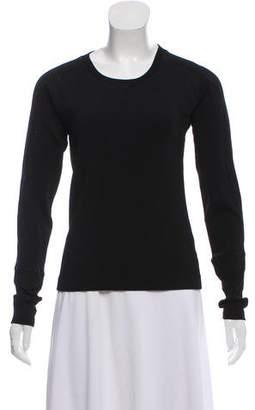 Sonia Rykiel Sonia by Lightweight Long Sleeve Top