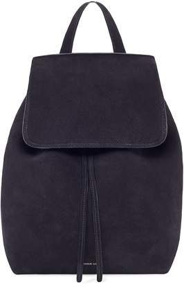 Mansur Gavriel Suede Backpack