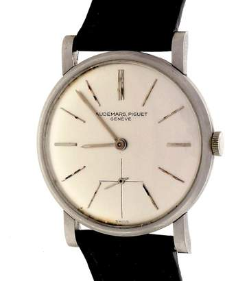 Audemars Piguet Neil Levenson Platinum 31.56mm Mens Wrist Watch 1960s