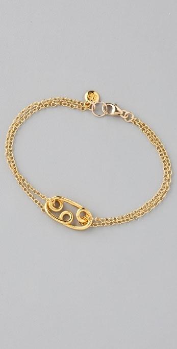 Gorjana Audrey Charm Bracelet
