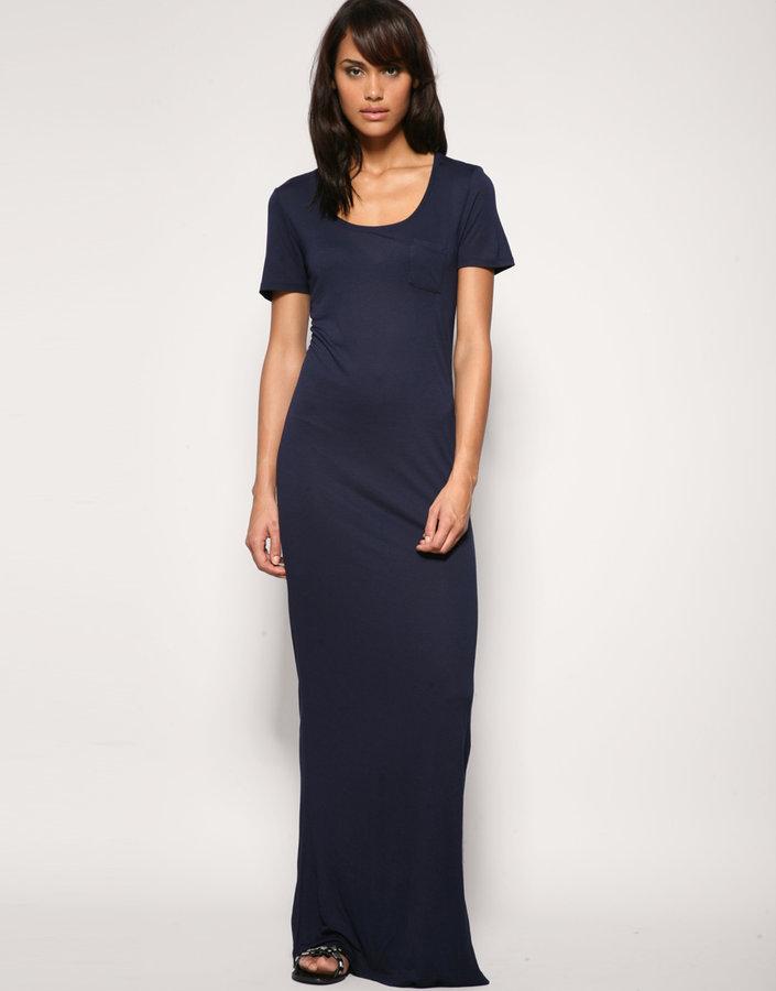 Oasis Maxi T-Shirt Dress
