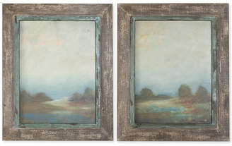 Uttermost Morning Vistas Wall Art, Set of 2