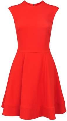 Victoria Beckham Fitted A-Line Cocktail Dress