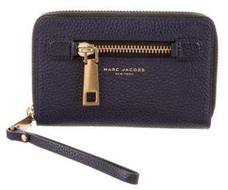 Marc Jacobs Grained Leather Wallet