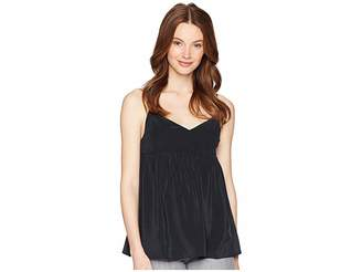 7 For All Mankind Babydoll Camisole Women's Sleeveless