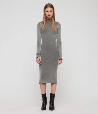 AllSaints Eli Dress