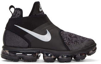 Nike Black Air VaporMax Chukka Sneakers