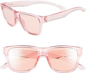Smith Lowdown Slim 2 53mm ChromaPop(TM) Square Sunglasses
