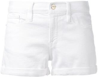 Frame cutoff shorts