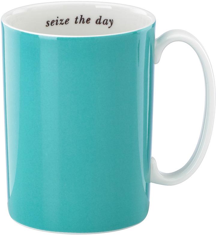 Kate Spade Seize the Day Mug