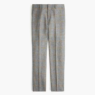 J.Crew Ludlow suit pant in windowpane English wool