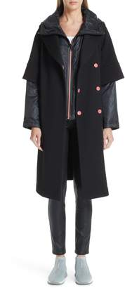 Emporio Armani 2-in-1 Coat
