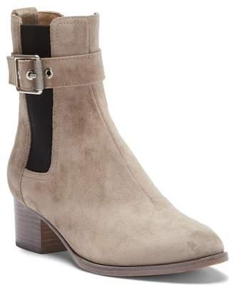 Rag & Bone Wilson Buckled Leather Boot