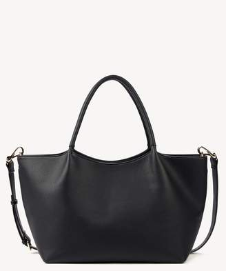 Sole Society Cindy Vegan Leather Slouchy Tote