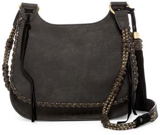 Steve Madden Evelyn Faux Leather Saddle Bag $85 thestylecure.com