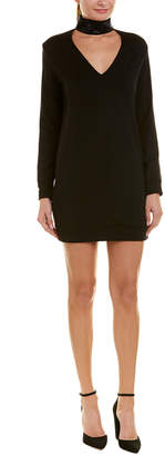 Bailey 44 Bailey44 Embellished Choker Shift Dress