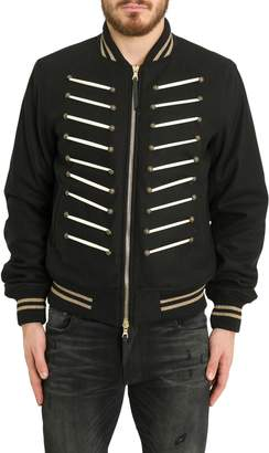Amiri Forever Wool Bomber Jacket