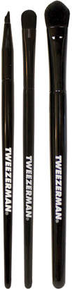 Tweezerman Brush iQ Eye Defining Brush Kit