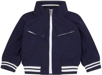Burberry Varsity Bomber Jacket