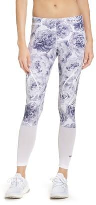 Women's Adidas By Stella Mccartney Run Sprintweb Tights $120 thestylecure.com