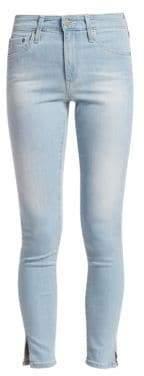 AG Jeans Farrah Vintage Ankle Skinny Jeans