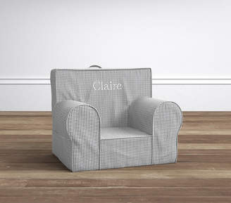Pottery Barn Kids My First Anywhere Chair Slipcover Only