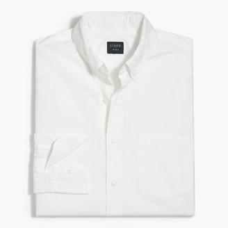 J.Crew Tall slim-fit flex washed shirt