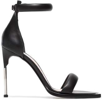 Alexander McQueen 120 Leather Sandals